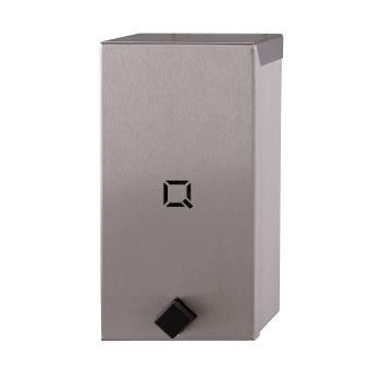 D Line Zeepdispenser.Q Line Zeepdispenser 900 Ml Foam Rvs